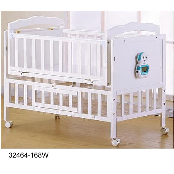 32464-168W Baby bed