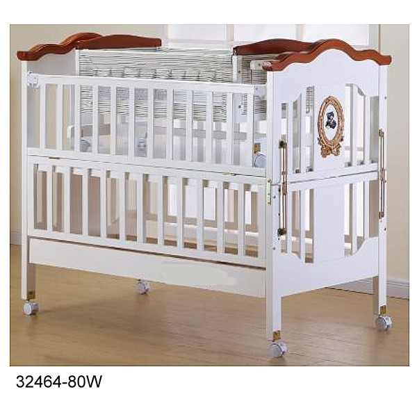 32464-80W Baby bed
