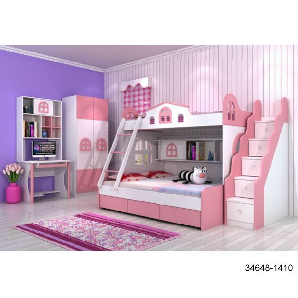 34648-1410 Children Bed Set