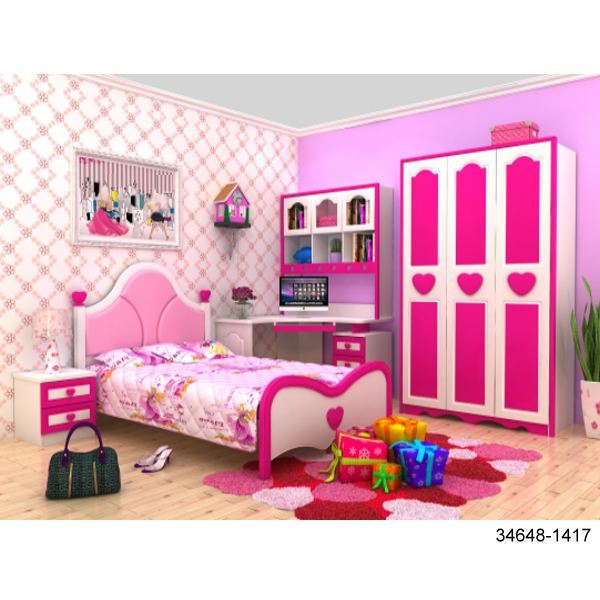 34648-1417 Children Bed Set