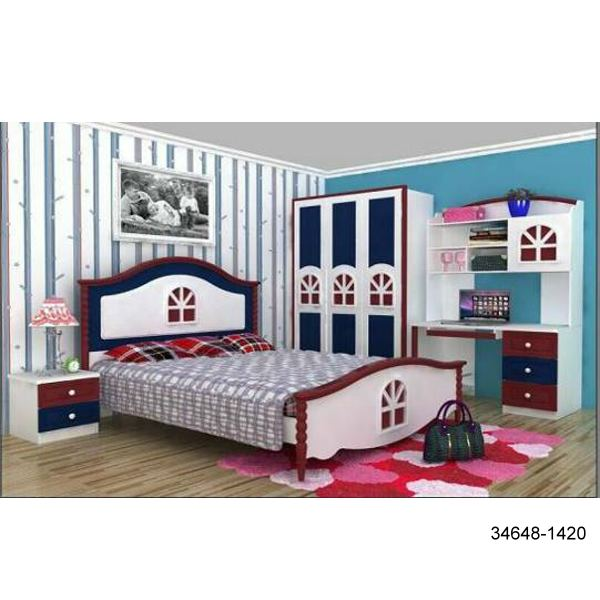 34648-1420 Children Bed Set
