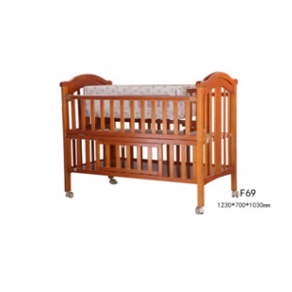 70063-F69 baby bed