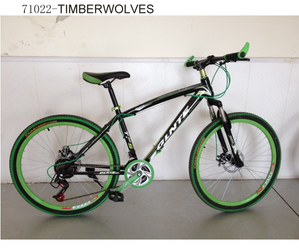 mountain bike 71022-Timberwolves