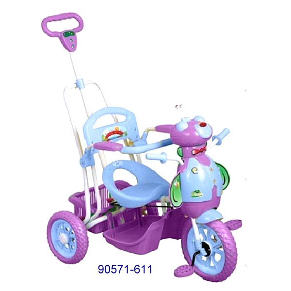 90571-611 Children tricycle