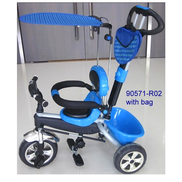 90571-R02 with bag Children tricycle