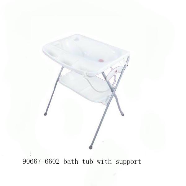 90667-6602 bath tub with support