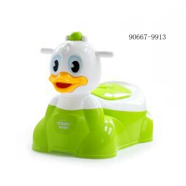 90667-9913 baby music potty with wheels