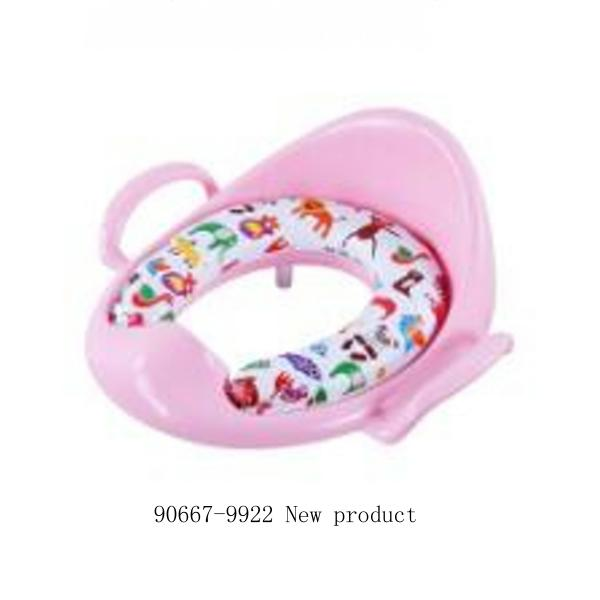 90667-9922 new product soft baby potty seat