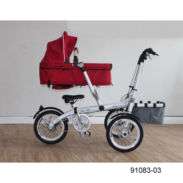 91083-03 Mother & Baby Bike