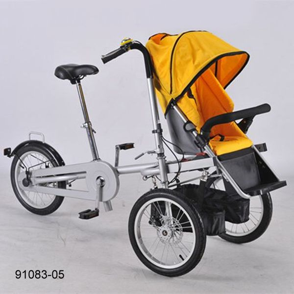 91083-05 Mother & Baby Bike