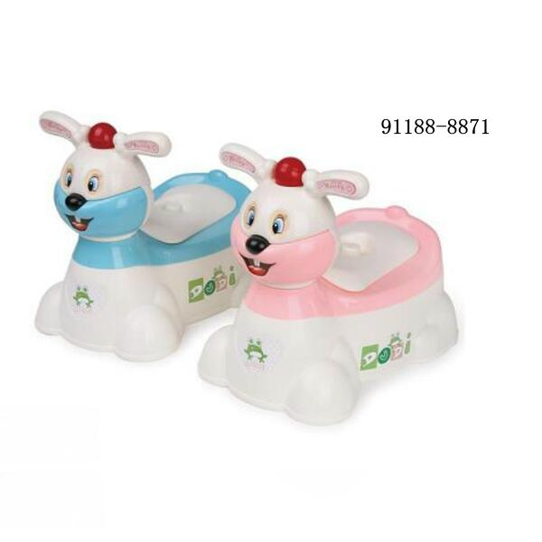 91188-8871 Rabbit potty with music